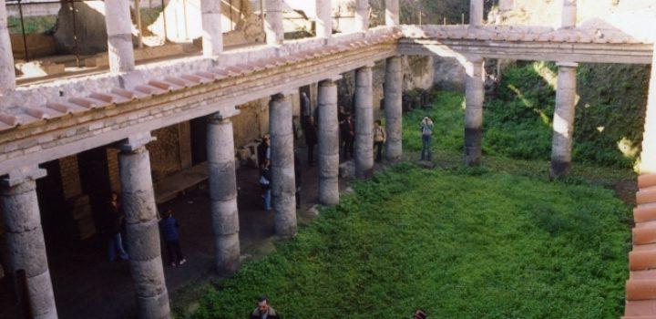 """Villa rustica detta """"B """" o di Lucius Crassius Tertius"""