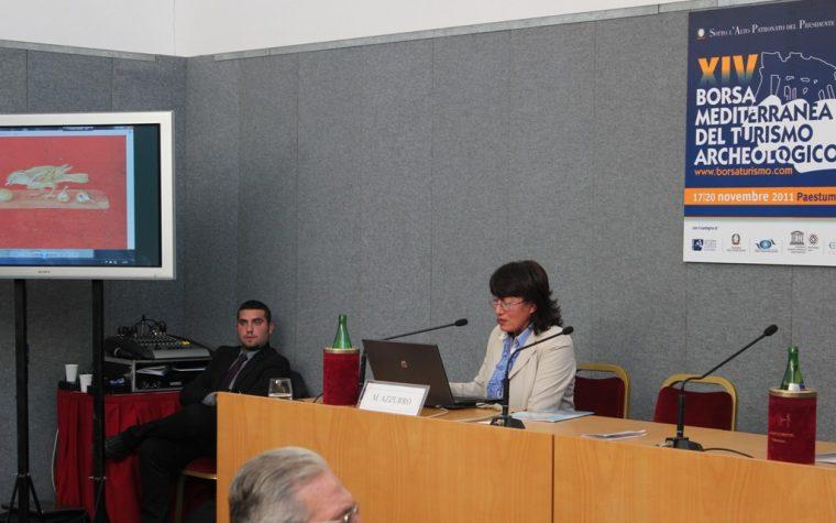 XIV Borsa Mediterranea del Turismo Archeologico di Paestum 2012.
