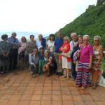 26-07-2014 visita ai reperti archeologici Stabiesi in mostra alla Reggia di Quisisana