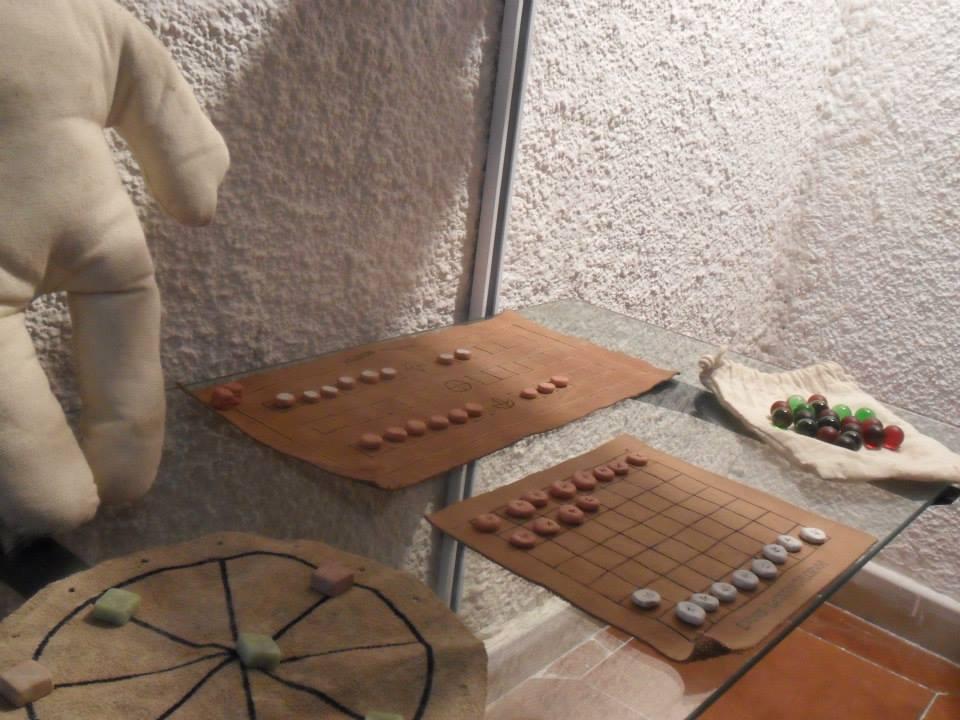 giochi e giocattoli antica roma