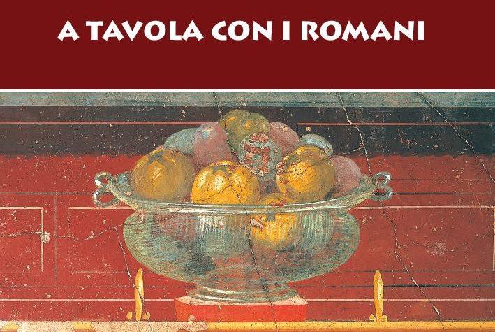 """ARCHEOCLUB PRESENTA  """" A TAVOLA CON I ROMANI """""""