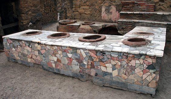 SEMINARI ARCHEOCLUB 2016 Incontri di archeologia del territorio vesuviano