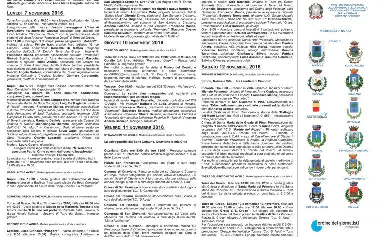 FESTIVAL DELLA CULTURA EUROPEA XIV Edizione