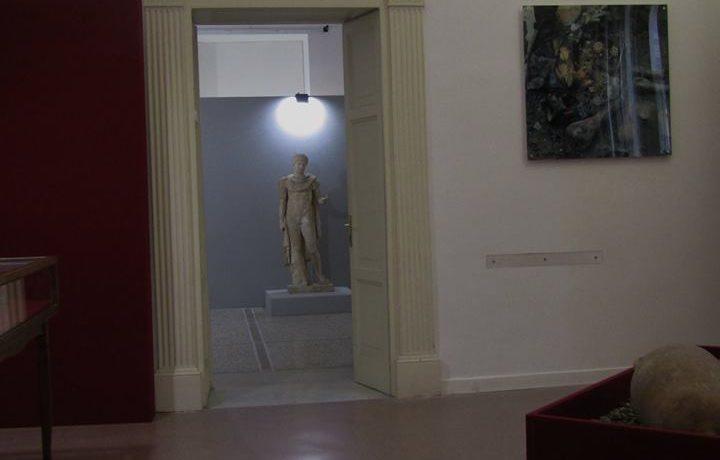 reperti di Oplonti aperta fino al 31 dicembre 2017 mostra a Palazzo Criscuolo