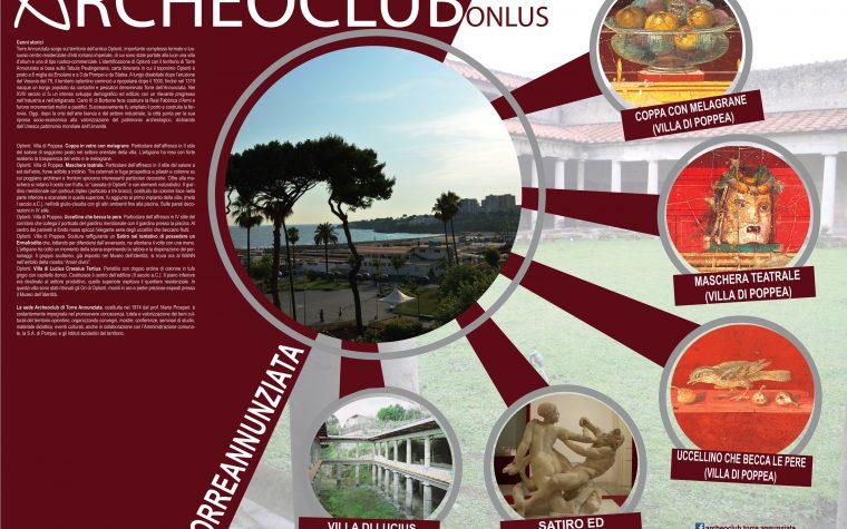 Napoli Incontra il Mondo e ci siamo anche noi dell' Archeoclub