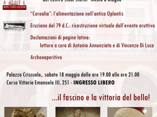 Notte europea dei Musei 2019: Serata evento Museo dell'Identità Torre Annunziata…
