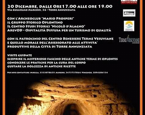 Satvrnalia Antiche Terme Oplontis